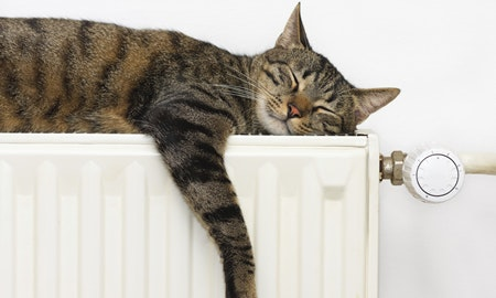 electric central heating vs gas central heating