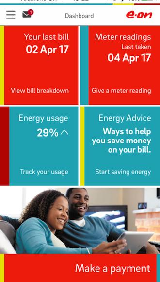 eon energy app