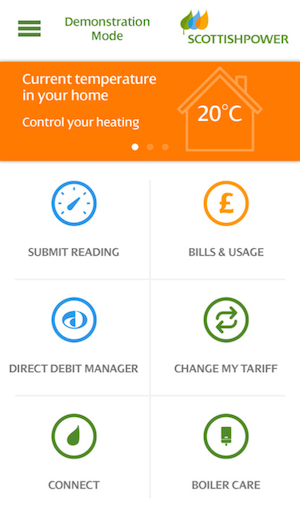 scottishpower app