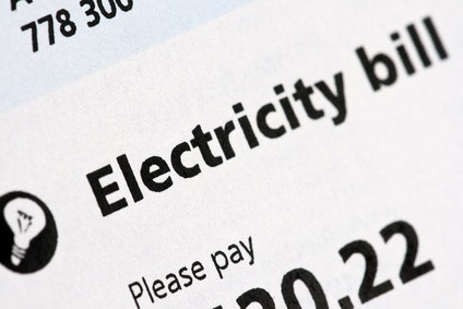 Are you on a standard rate energy tariff