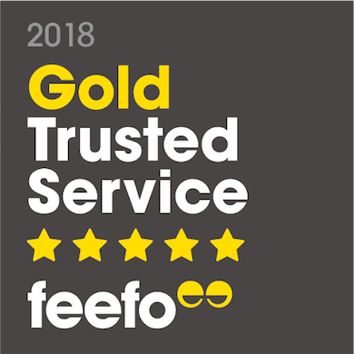 feefo - gold service award - uSwitch - price comparison