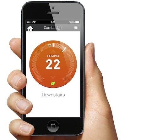 Nest app iphone