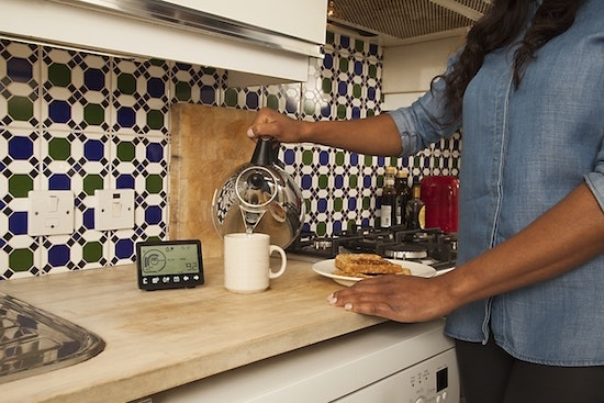 smart meter display kitchen