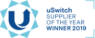 energy supplier of the year award logo