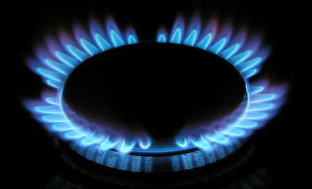 Wholesale gas price rises
