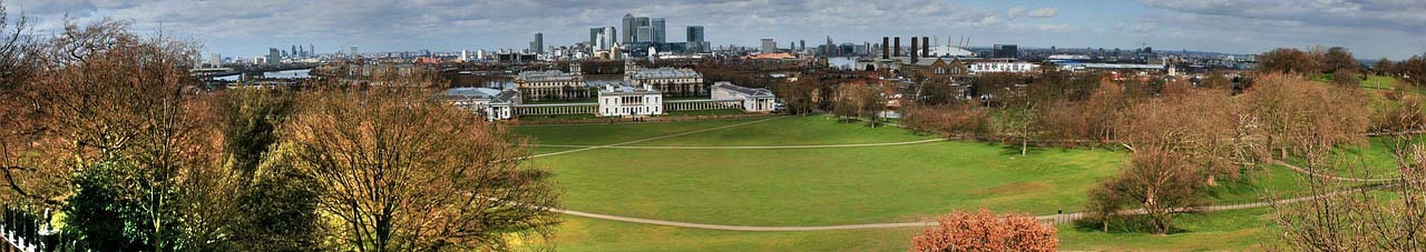 Greenwich Outer London