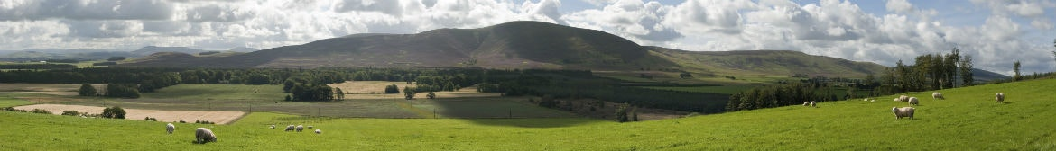 north lanarkshire landscape