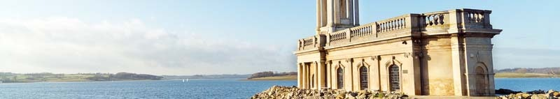 Rutland Water reservoir