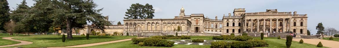 Witley Court in Worcestershire UK