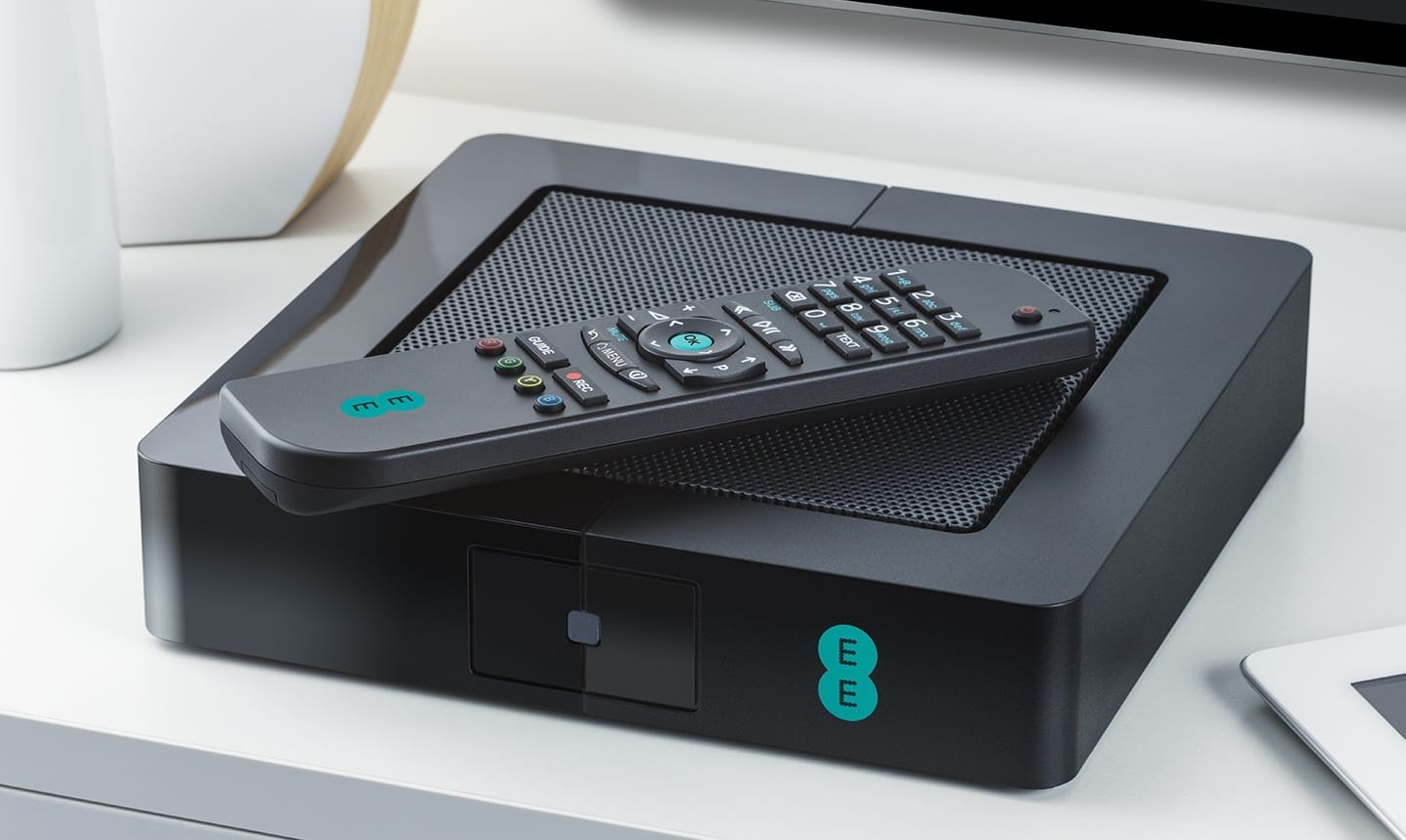 EE TV set-top box