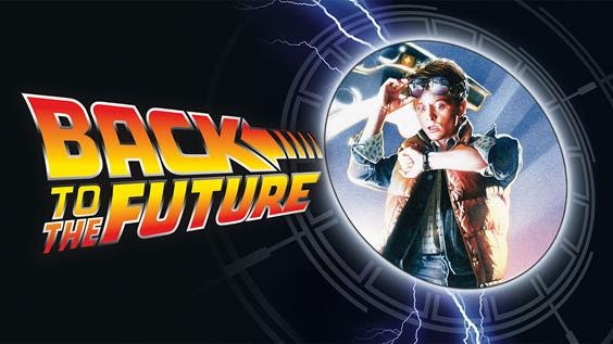 Back to the Future on Netflix