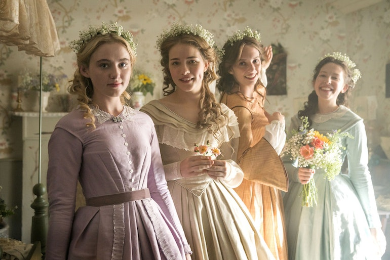 Little Women on BBC