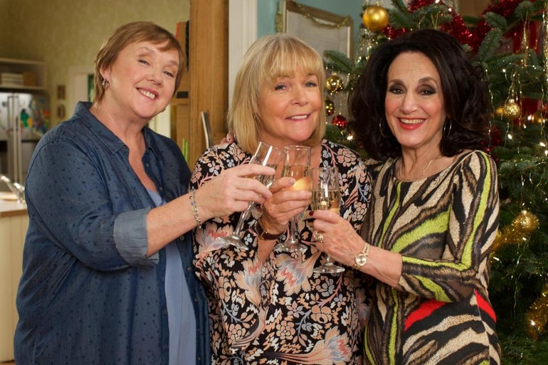 Birds of a Feather Christmas special on ITV