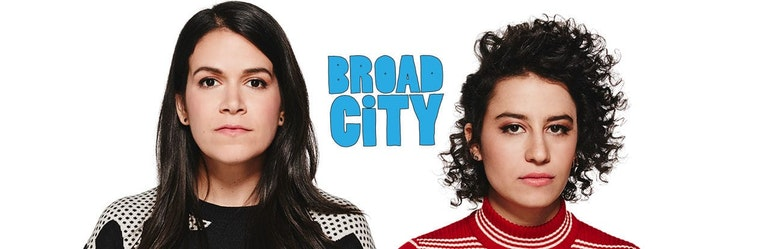 Broad City on Comedy Central UK