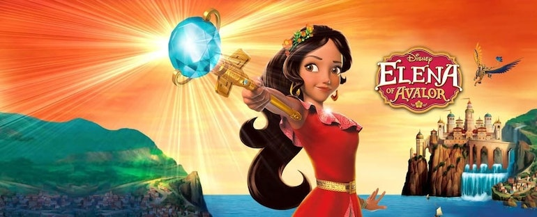 Elena of Avalor on Disney Channel