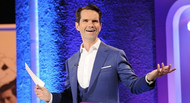 Jimmy Carr Big Fat Quiz of Everything 2018