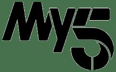My5 logo