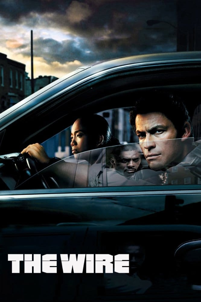 Watch The Wire on UK TV