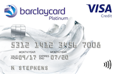 Barclaycard Platinum Purchase & Balance Transfer Credit Card