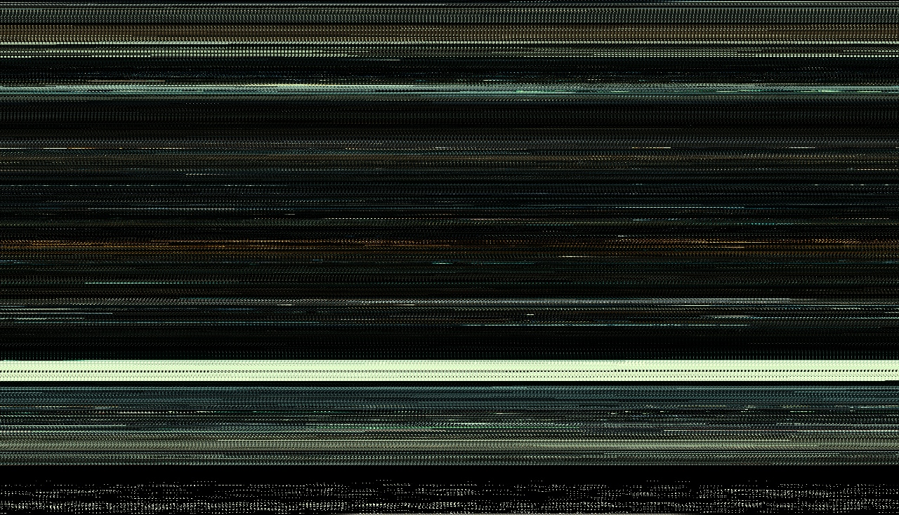 Harry Potter and the Deathly Hallows Part 2 compressed so that each frame is a single 5x5 pixel