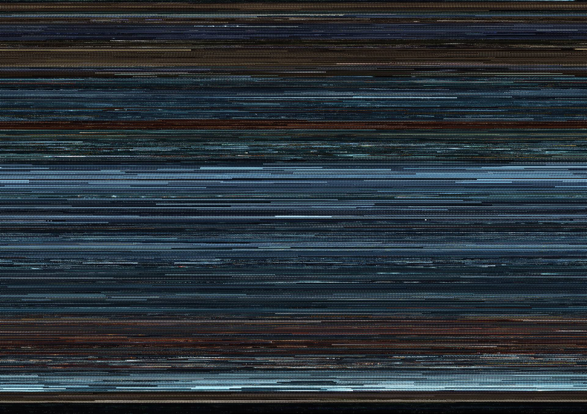 Tron Legacy compressed so that each frame is a single 5x5 pixel