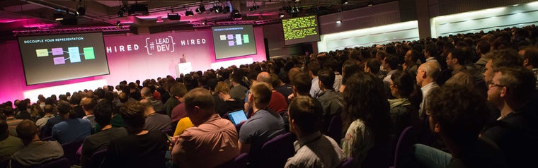 The Lead Developer UK conference - part two