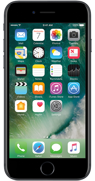 iPhone 7 front