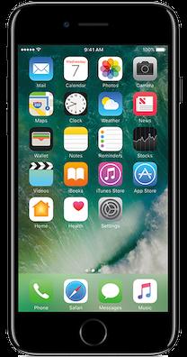 Iphone  Jet Black Contract Deals