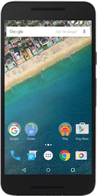 Google Nexus 5X 32GB Blue