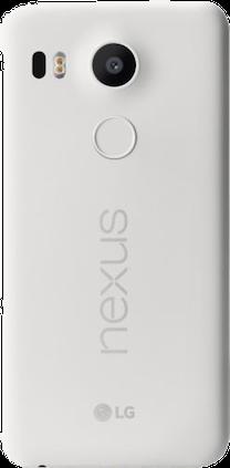 Google Nexus 5X 32GB White