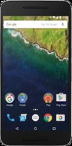 Google Nexus 6P - Front