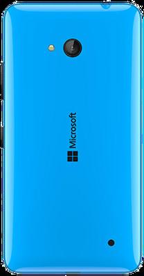 Microsoft Lumia 640 Blue