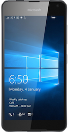 Microsoft Lumia 650 16GB Black