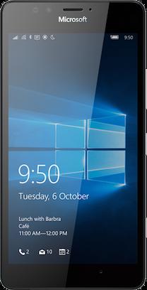 Microsoft Lumia 950 32GB Black