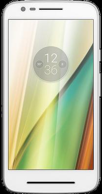 Motorola Moto E3 8GB White