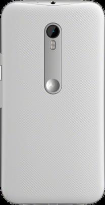 Motorola Moto G 2015 (3rd Gen) White