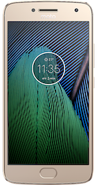 Motorola Moto G5 Plus 64GB Gold