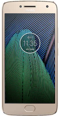 Motorola Moto G5 Plus 32GB Gold