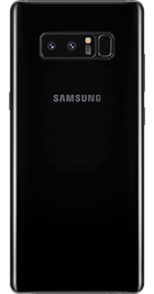 Samsung Galaxy Note 8 - Back