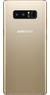 Samsung Galaxy Note 8 64GB back variant