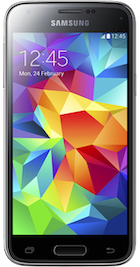 Samsung Galaxy S5 Mini Blue