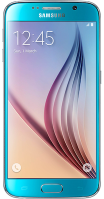 Samsung Galaxy S6 32GB Blue Topaz