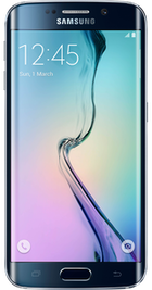 Samsung Galaxy S6 Edge 32GB Black Sapphire