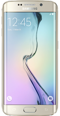 Samsung Galaxy S6 Edge 128GB Gold Platinum