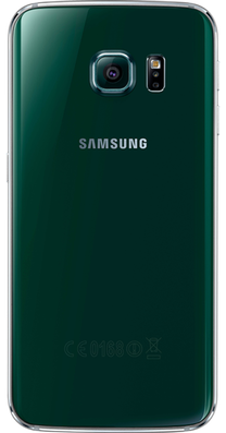 Samsung Galaxy S6 Edge 64GB Green Emerald