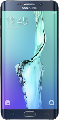 Samsung Galaxy S6 Edge Plus 64GB Black Sapphire