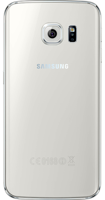 Samsung Galaxy S6 Edge 128GB White Pearl
