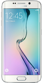 Samsung Galaxy S6 Edge 64GB White Pearl