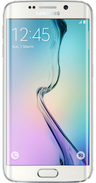 Samsung Galaxy S6 Edge 32GB White Pearl