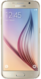 Samsung Galaxy S6 128GB Platinum Gold
